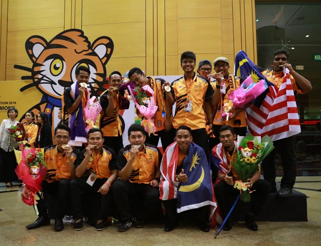 ASEAN SKILL COMPETITION 2016