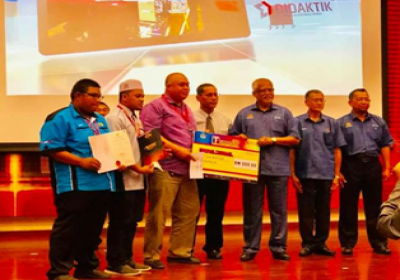 PERTANDINGAN NATIONAL TVET INNOVATION & CREATIVITY PROJECT COMPETITION 2019